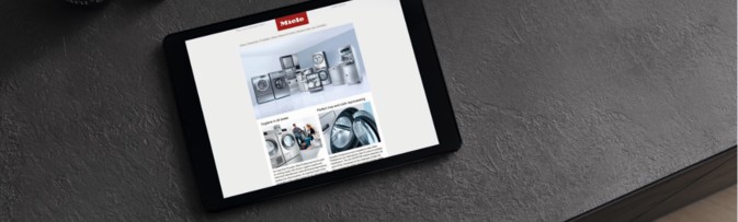 Miele Professional Newsletter