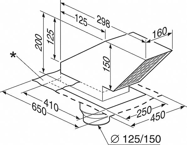 Rozmerové nákresy-použiteľné na ventiláciu.-20000024199