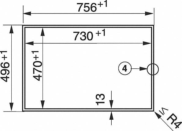 Rozmerové nákresy-s TempControl pre dokonalé výsledky opekania.-20000114310