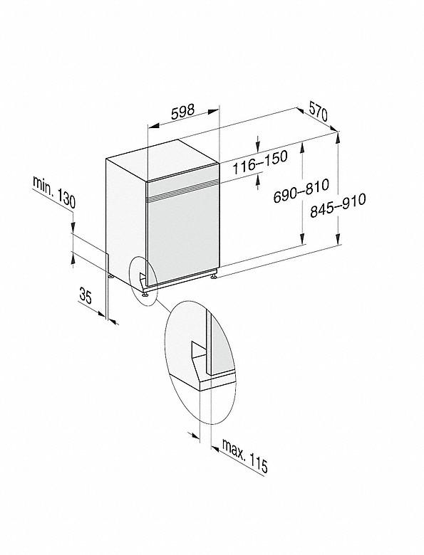 Rozmerové nákresy-sautomatickým dávkovaním vďaka AutoDos sintegrovanýmPowerDiskom.-20000148112