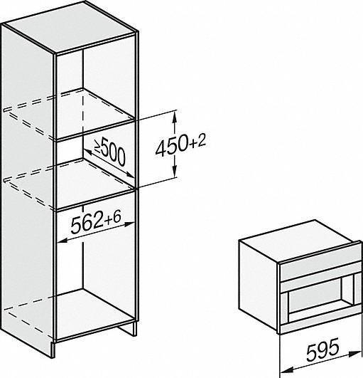 Rozmerové nákresy-s patentovaným snímačom CupSensor pre perfektný pôžitok z kávy.-20000155285