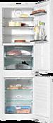 KFN 37682 iD Zabudov. kombin. chladnička s mrazničkou