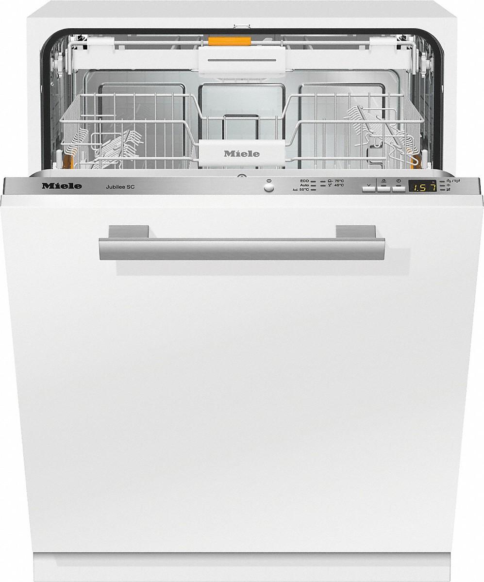 d6b1e824bd324 G 4985 SCVi XXL Jubilee - Plne integrované umývačky riadu XXL s 3D  príborovou zásuvkou pre