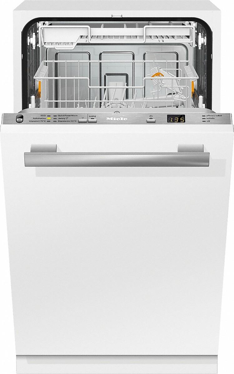 11cc644dbb889 G 4782 SCVi - Plne integrované umývačky riadu Časová predvoľba a príborová  zásuvka pre najvyšší komfort